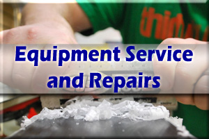 Equipment Service and Repairs