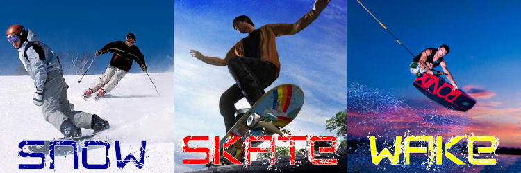 Ski Shop - Wakeboard Shop - Skateboard Shop